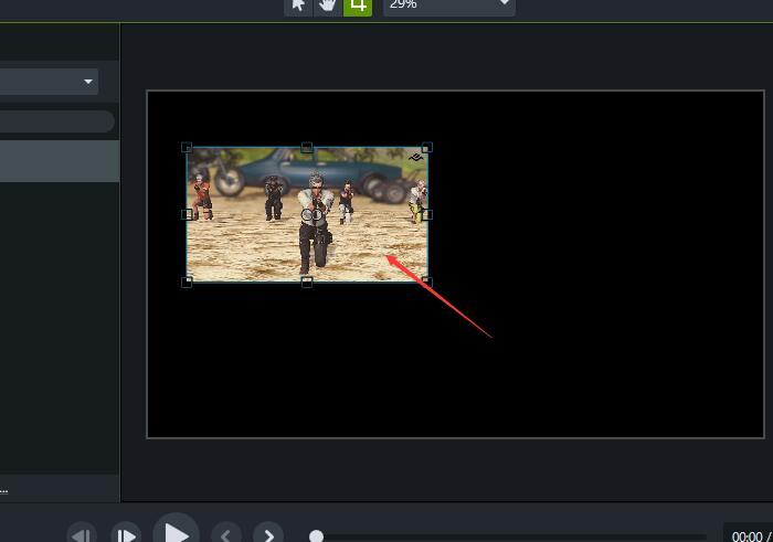 图2:移动视频位置