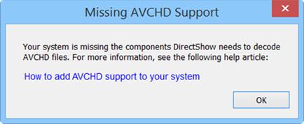 图一:解码AVCHD