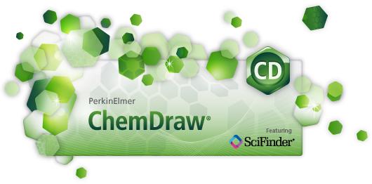ChemDraw启动页面
