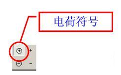 选择电荷符号