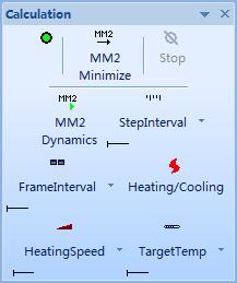 ChemBio3D Ultra 14.0测量工具栏