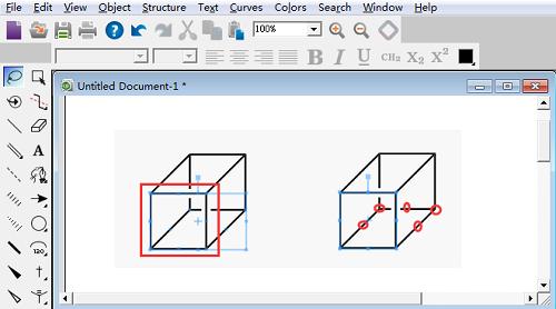 使用Shift键取消多选结构
