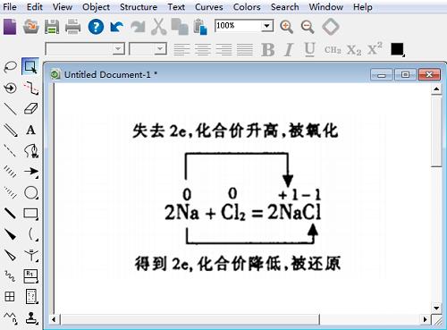 氯化钠氧化还原反应方程式