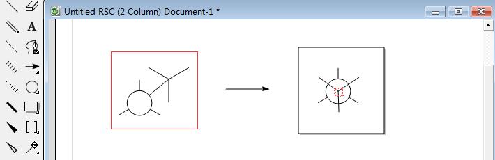 纽曼结构完成图