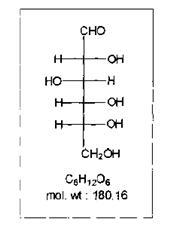 Fischer葡萄糖结构图