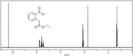 1H-NMR谱图