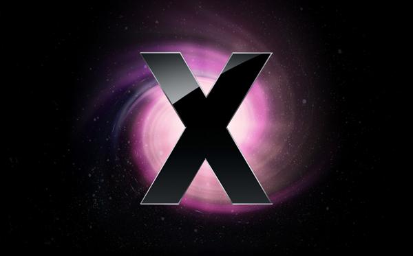 Mac OS X系统