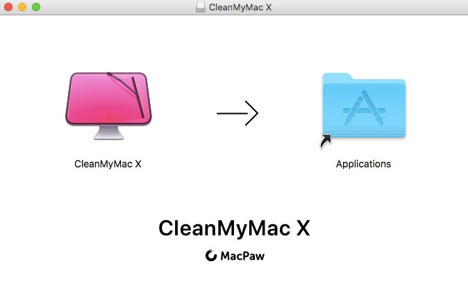 安装CleanMyMac X