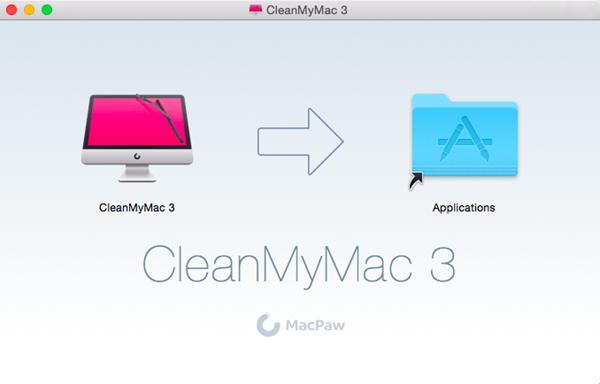 安装CleanMyMac