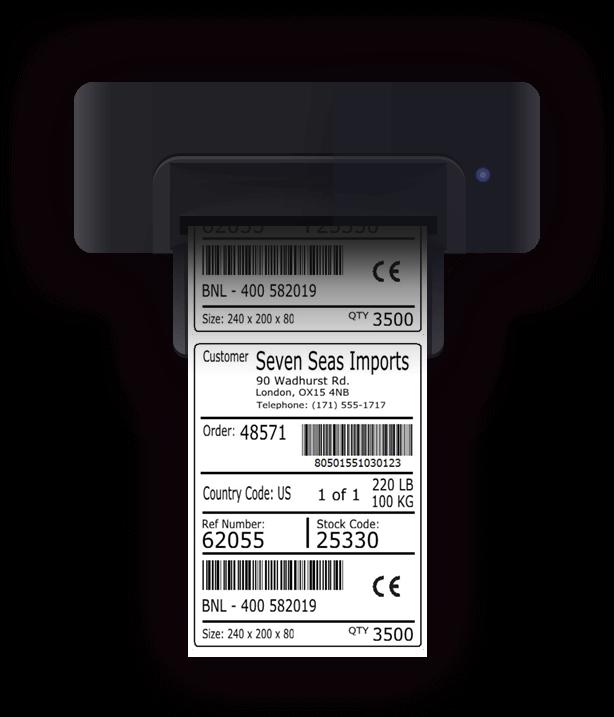 标签打印软件