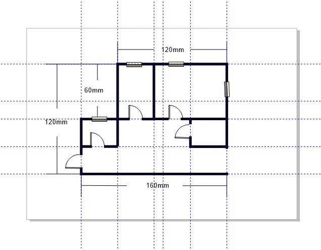 图13:删除部分线条