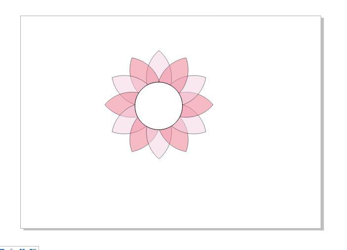 图12:填充白色