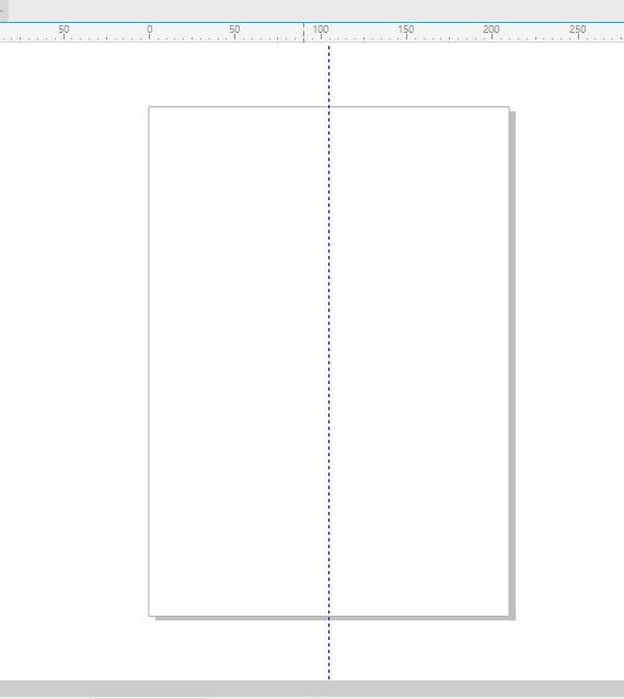 图7:绘制中轴线