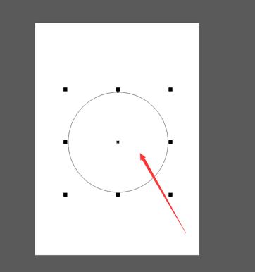 绘制一个正圆