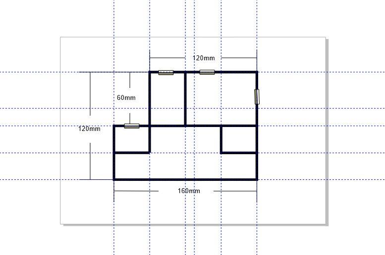 图15:完成度量信息的添加