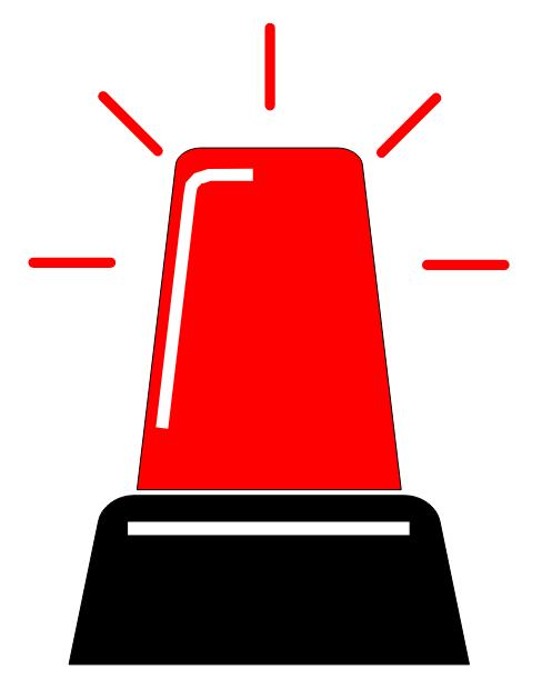 图10:警示灯