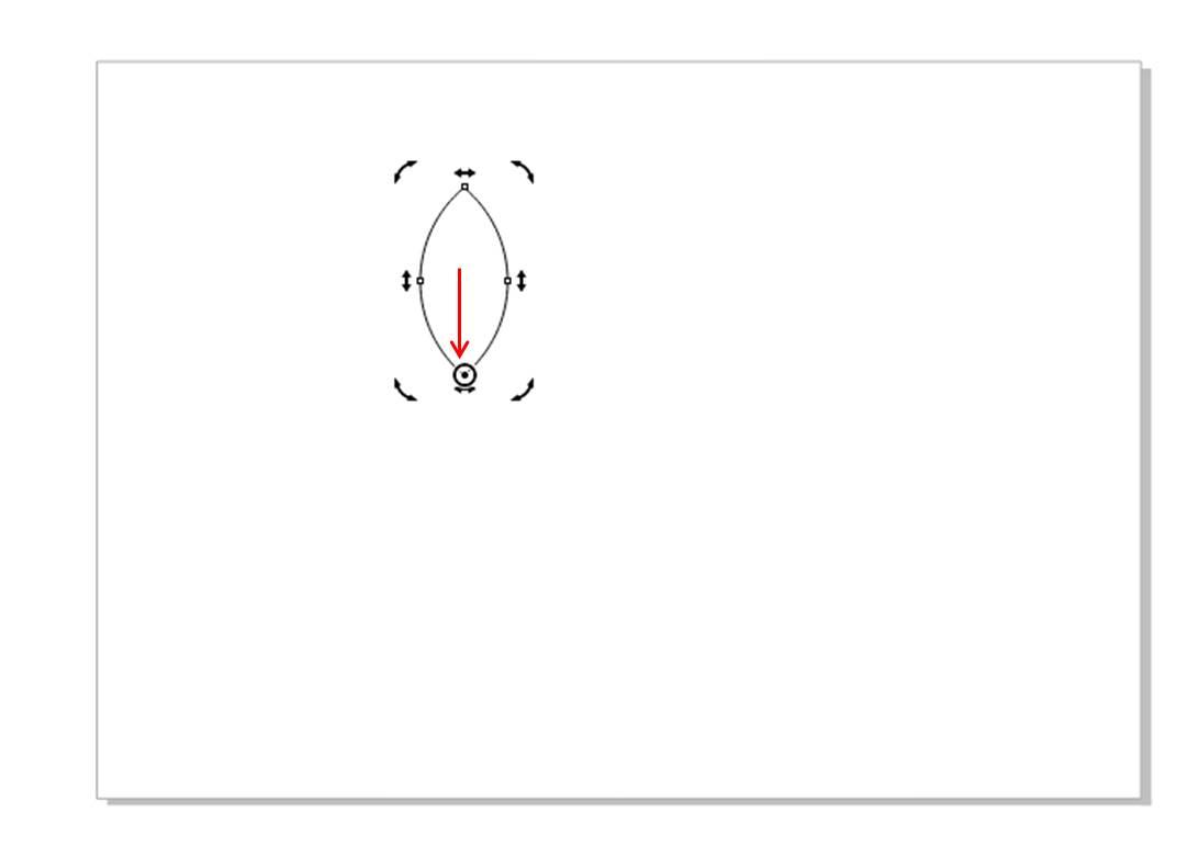 图5:移动旋转中心