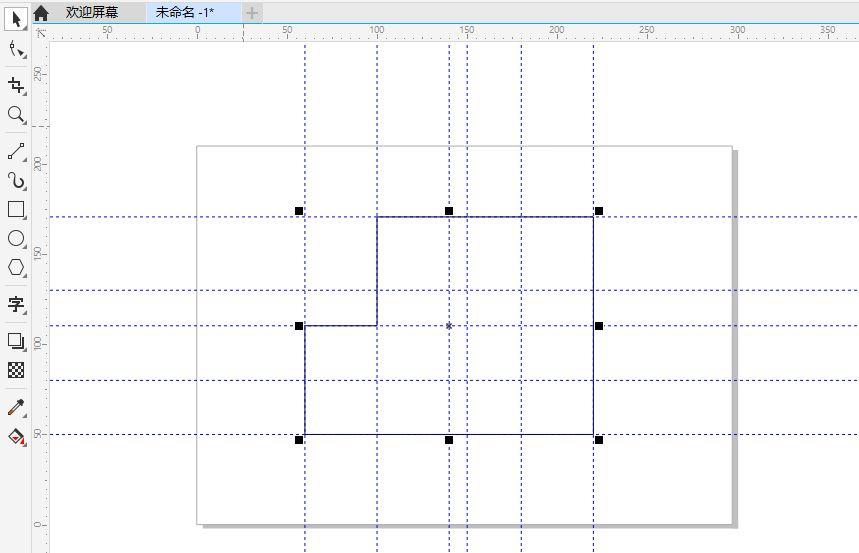 图6:绘制总体框架