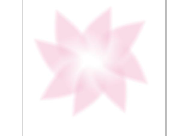图9:花瓣效果