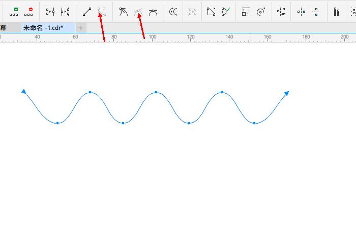 转换为平滑的曲线