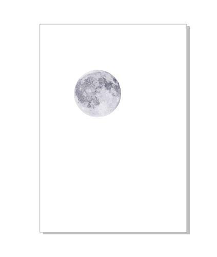 图8:导入月亮图形