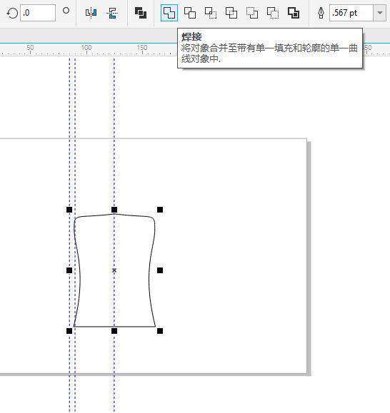 图8:焊接图形