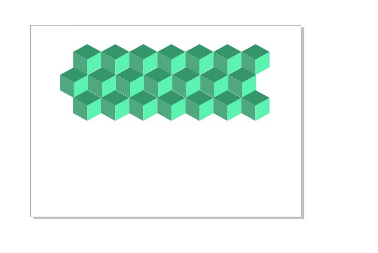 图8:批量复制图形