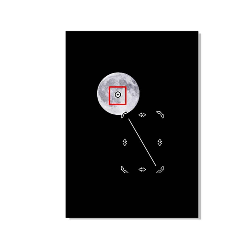 图11:移动旋转中心