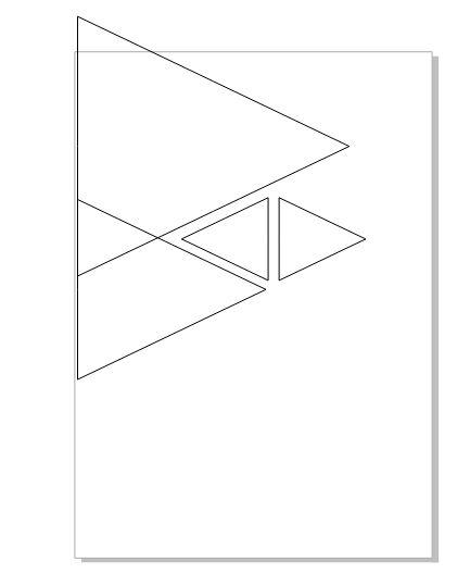 图3:排列三角形