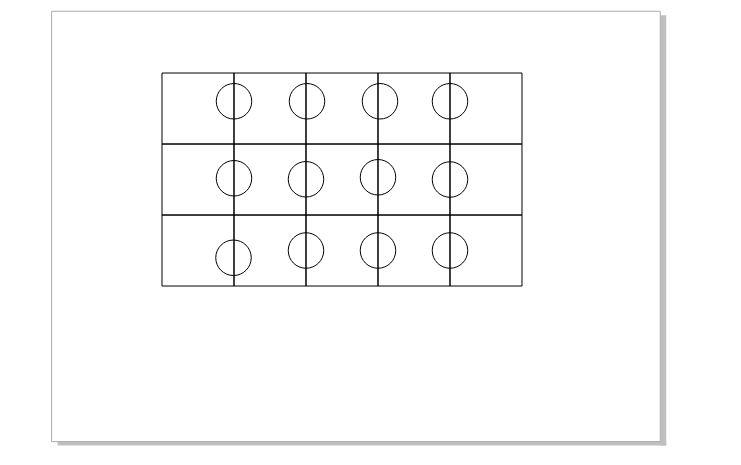 图4:绘制圆形