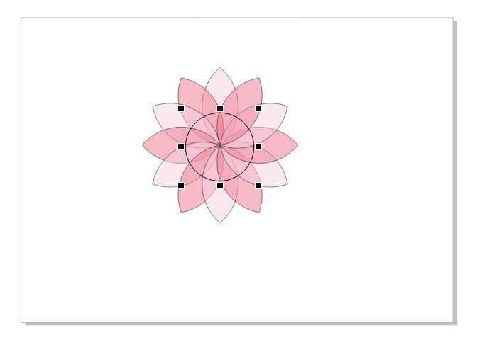 图11:绘制圆形
