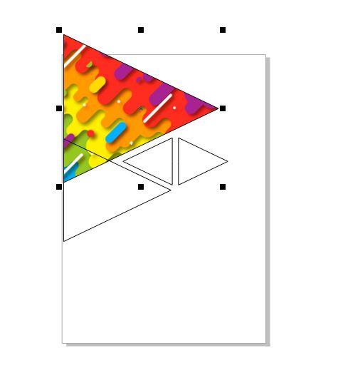 图7:填充其他三角形