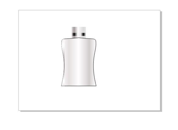 图9:完成瓶盖圆环的绘制