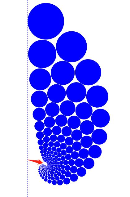 图7:重复操作复制图形