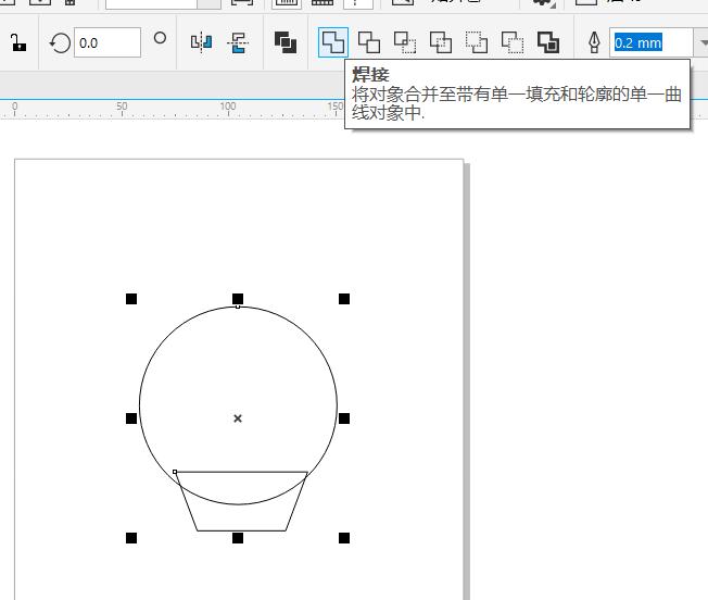 图5:焊接图形