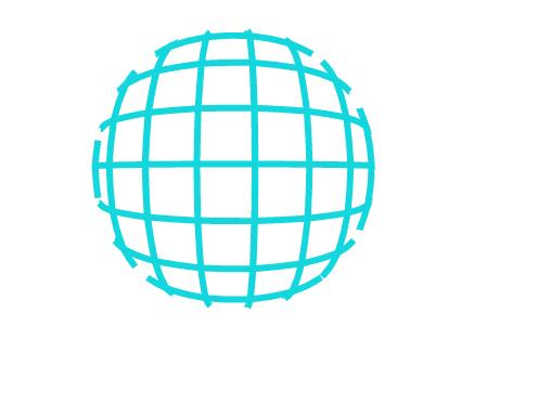 图8:鱼眼效果矩形