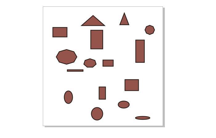 CorelDRAW组合对象进行整体操作流程