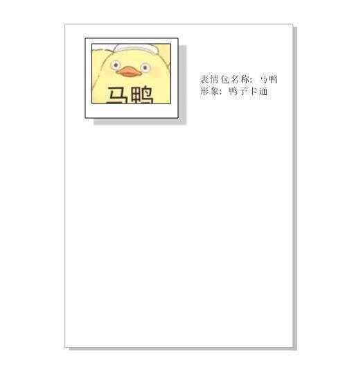 图15:添加图片与文本说明