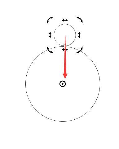 CorelDRAW中如何旋转和扭曲对象