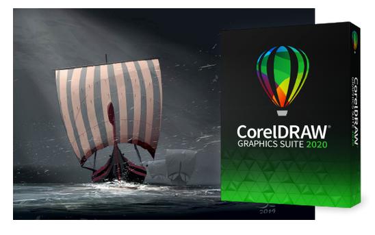 CorelDRAW 2020,走进人工智能时代