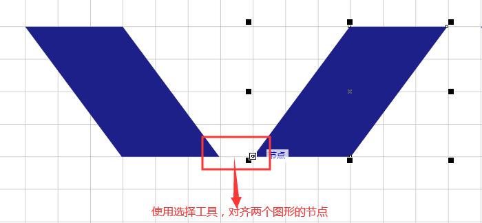 连接图形节点展示图