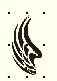 详解CorelDRAW中改变图形大小的三种方法