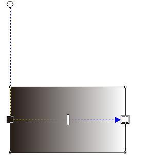 如何用CorelDRAW 渐变填充简单做出金属质感