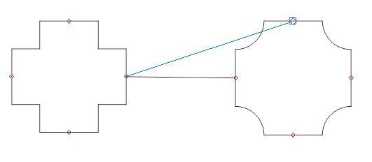 直线连接器