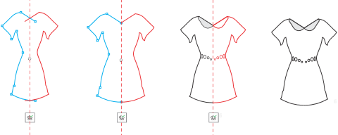 CDR对称模式