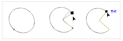 绘制弧形和饼形