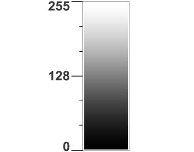 灰度颜色模型