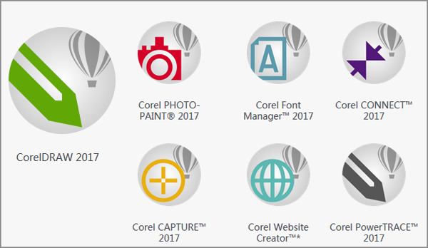 CDR 2017应用程序