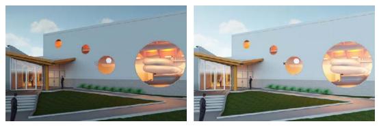 CDR建筑设计