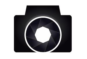 CDR相机图标